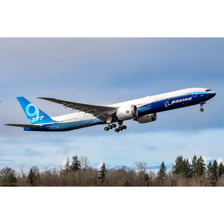 Boeing 777-9 First Flight Take Off - Small (3035615592570)