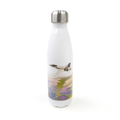 Boeing Endeavors F/A-18 Stainless Steel Waterbottle