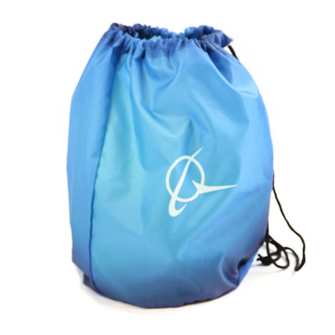 Living Blue Cinch Sack