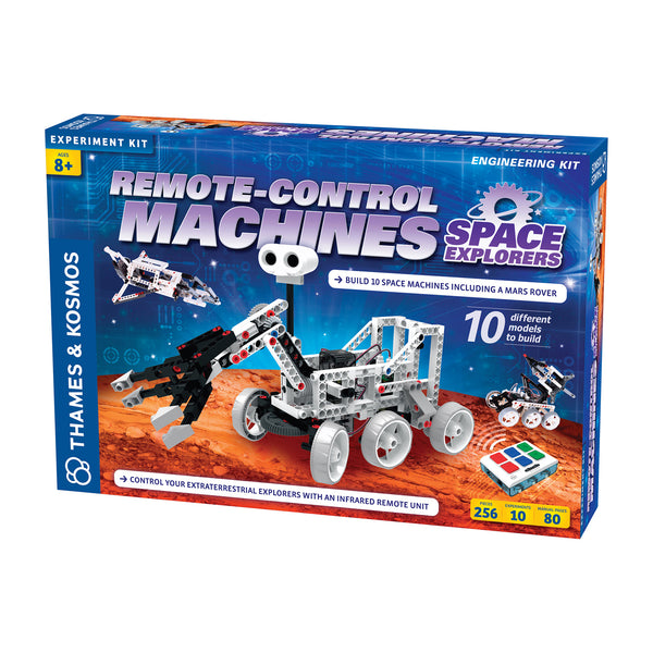 RC Machines: Space Explorers