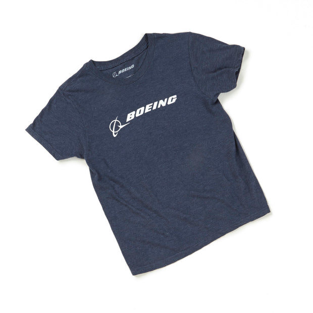 Kids' Boeing Logo Favorite T-Shirt