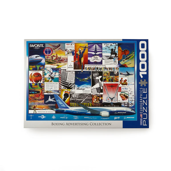 Boeing History Jigsaw Puzzle