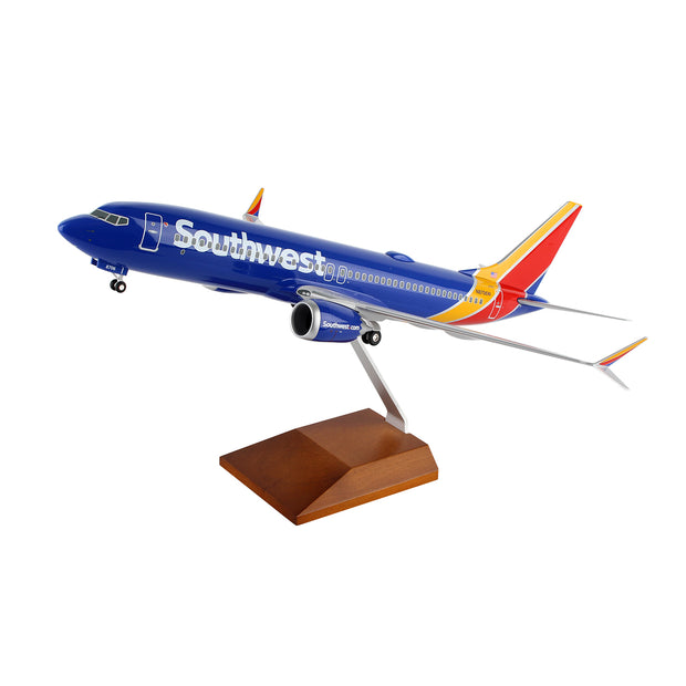 Southwest Airlines 737-MAX 8 1:100 Model