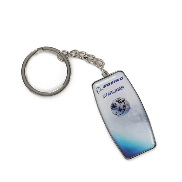 Boeing Endeavors CST-100 Keychain