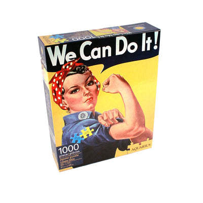 We Can Do It! Rosie Puzzle