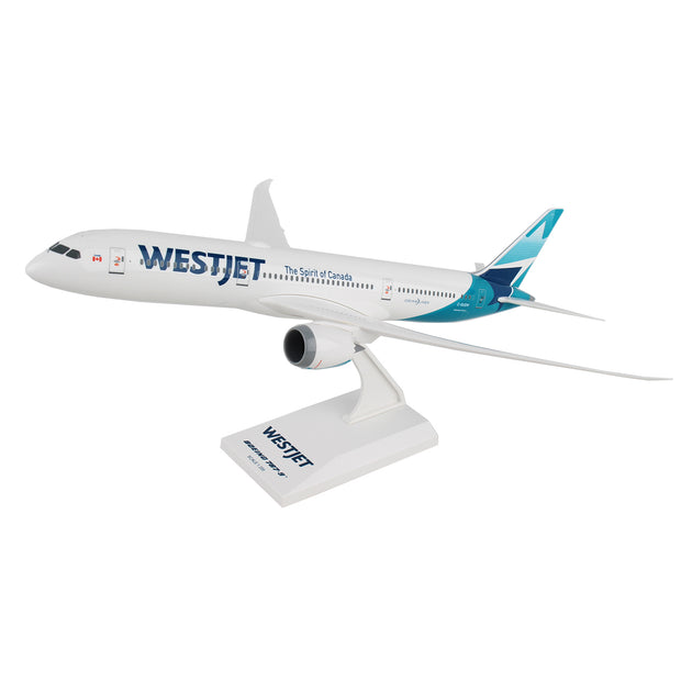 WestJet Airlines Boeing 787-9 1:200 Model