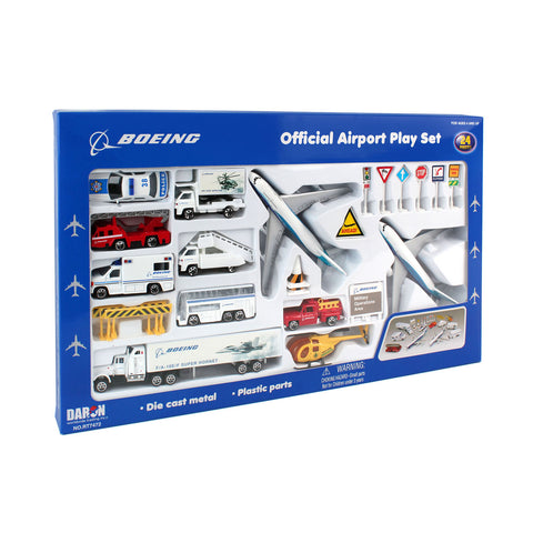 Commercial Airport Playset