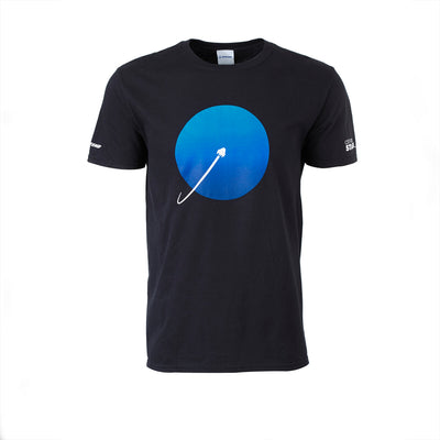 Boeing Path to Mars CST-100 Starliner T-Shirt