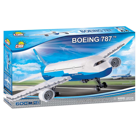 Cobi Boeing 787 Dreamliner Building Kit