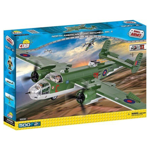 Cobi North American B-25C Mitchell Building Kit