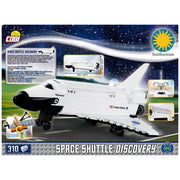 Cobi Smithonian Space Shuttle Discovery Building Kit (241431871500)