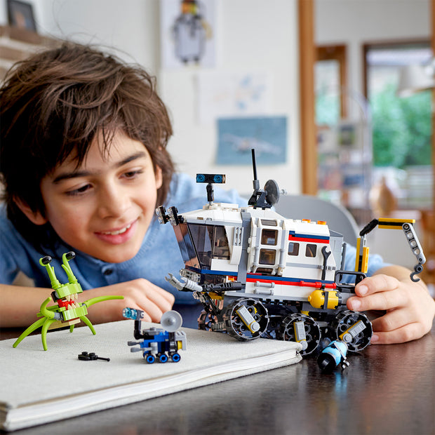 LEGO Space Rover Explorer