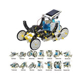 14-in-1 Solar Robot Kit