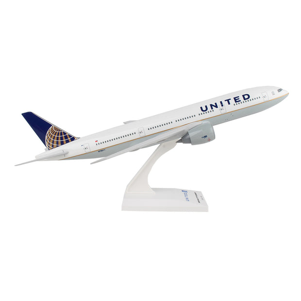 United Airlines Boeing 777-200 1:200 Model