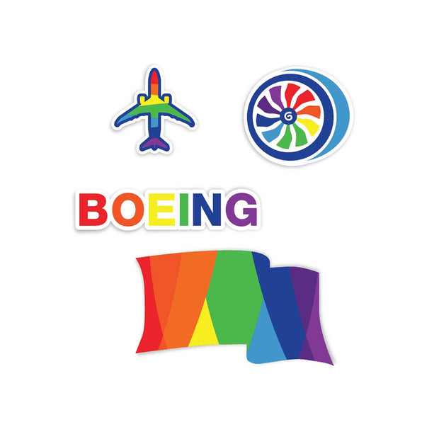 Boeing Pride Stickers (3069068574842)