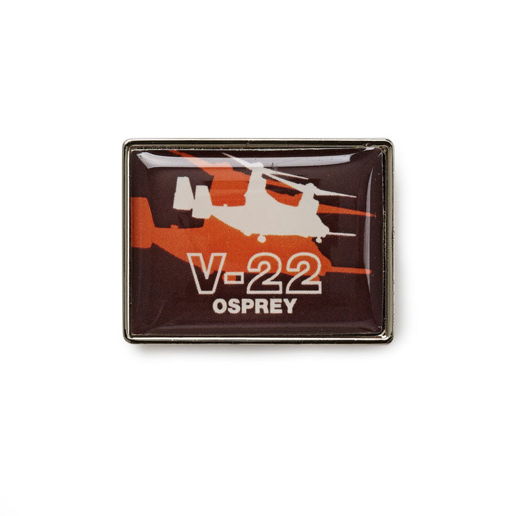 Boeing Shadow Graphic V-22  Lapel Pin (199285538828)