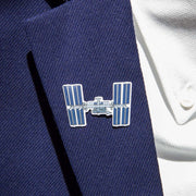 Boeing Illustrated ISS Lapel Pin