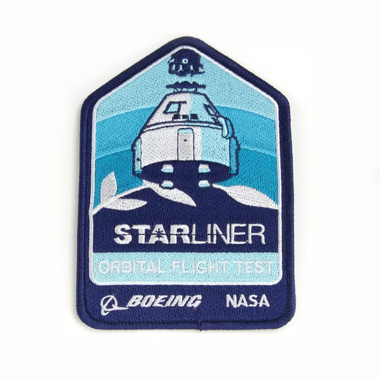 Boeing Starliner Mission Patch OFT PATCH