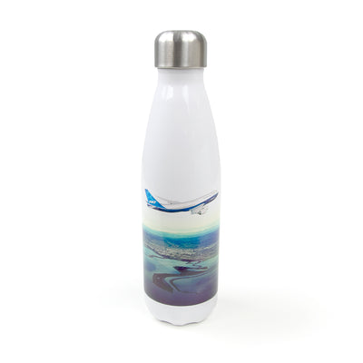 Boeing Endeavors 747-8 Water Bottle