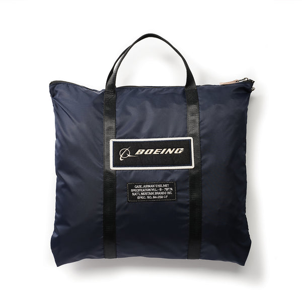 Navy Boeing Helmet Bag