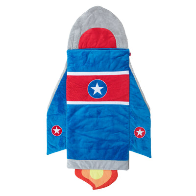 Kids' Rocket Flyer Sleeping Bag (2961456365690)