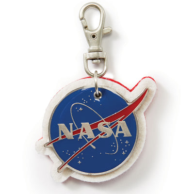 Red Canoe NASA Key Ring (3045001068666)