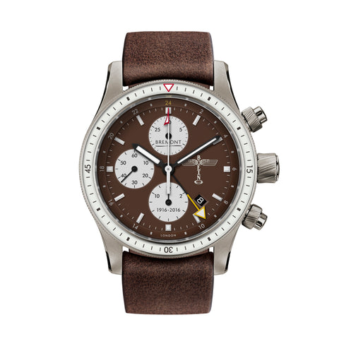Bremont Limited-Edition Boeing 100 Watch