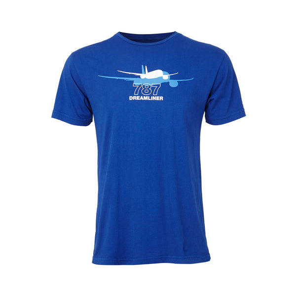 787 Dreamliner Shadow Graphic T-Shirt