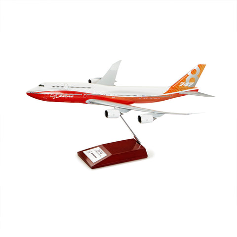 747-8 Intercontinental Plastic 1:200 Model - Sunrise Livery