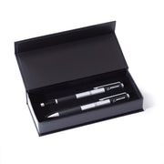 Boeing Threaded Ballpoint And Rollerball Pen Boxed Set (8193947526)