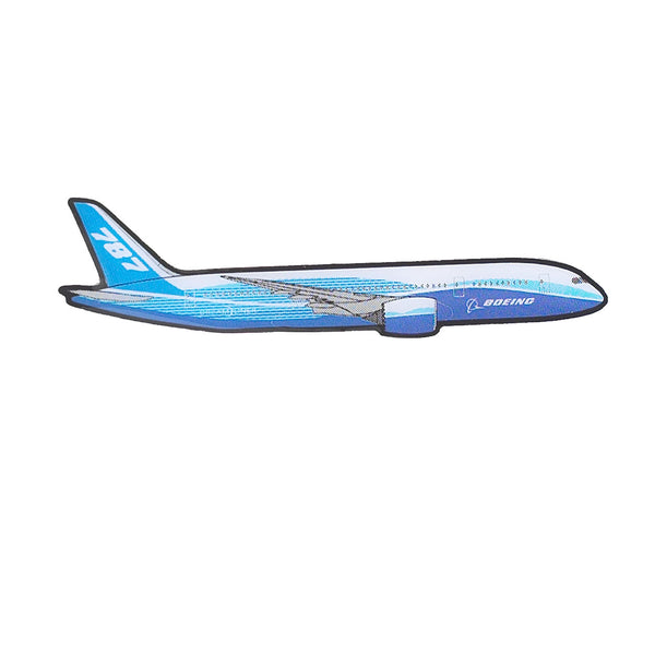 787 Dreamliner Side View Pin