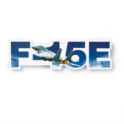 F-15E Strike Eagle Magnet