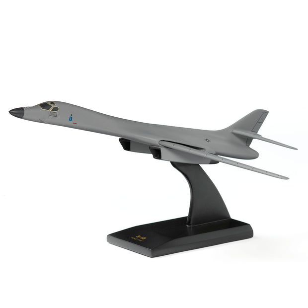 Boeing B-1B Lancer Wood 1:100 Model (11576262668)