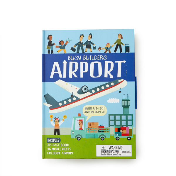 Busy Builders: Airport Interactive Kit