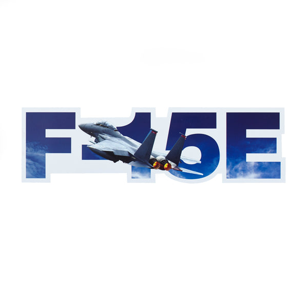 F-15E Strike Eagle Die-Cut Sticker
