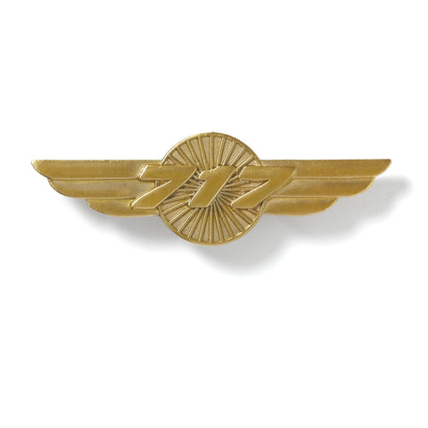 717 Wings Pin