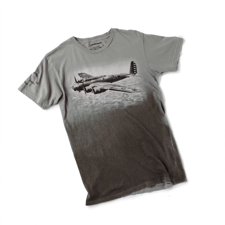 Boeing B-17 Flying Fortress In-Flight T-Shirt (6654409606)