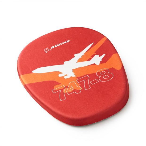 Boeing Shadow Graphic 747-8 Mousepad