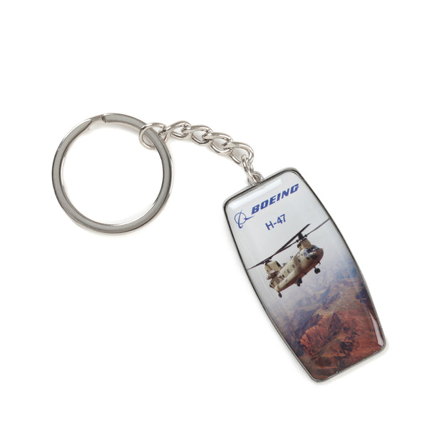 Boeing Endeavors H-47 Keychain