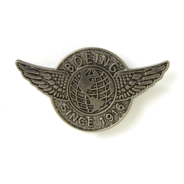 Boeing Global Wings Pin