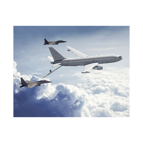KC-46 Tanker Matted Print