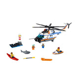 LEGO Heavy-Duty Rescue Helicopter