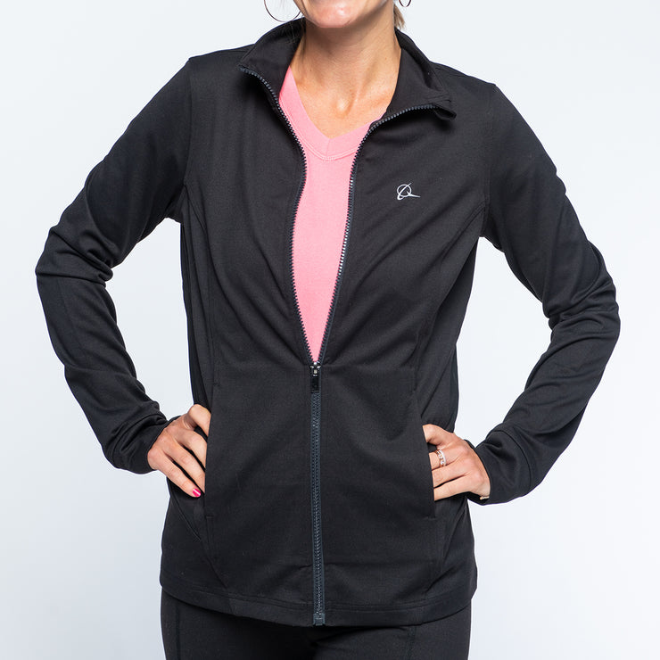 Boeing Women's Mix & Mesh Studio Jacket