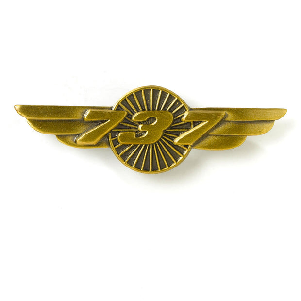 Boeing 737 Wings Pin (6402925446)