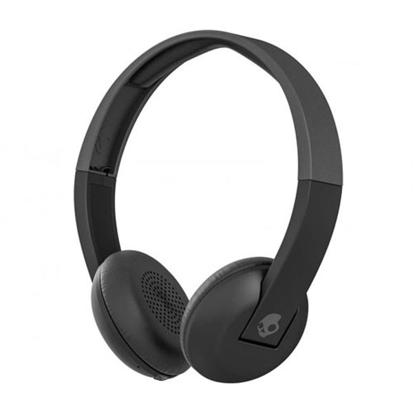 Skullcandy Uproar Wireless Headphones - Black/Gray/Gray
