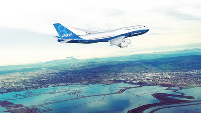 Boeing Endeavors 747 Wallpaper (2799690973306)