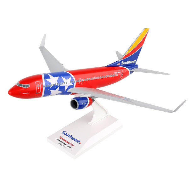 Southwest Airlines Boeing 737-700 1:130 Tennessee One Model