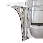 B-52 Stratofortress Engine Spinner Coffee Table - Metal