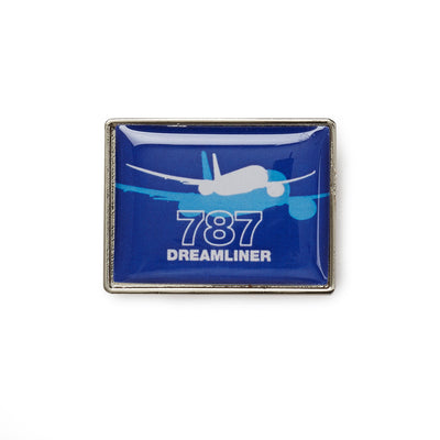 Boeing Shadow Graphic 787 Dreamliner Lapel Pin (199366869004)
