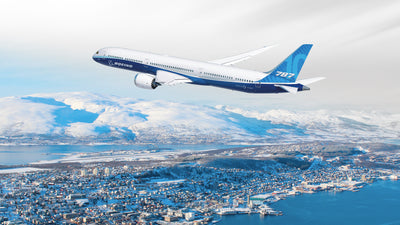Boeing Endeavors 787 Dreamliner Wallpaper (2811664203898)